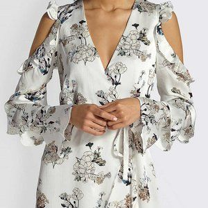 Missguided wrap dress